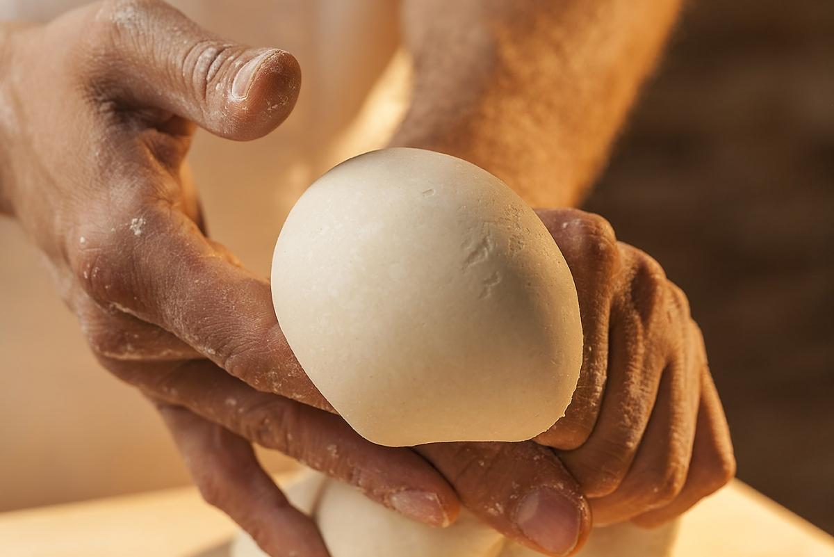 AVPN - Web Masterclass make dough and how to strech  True Neapoletan Pizza