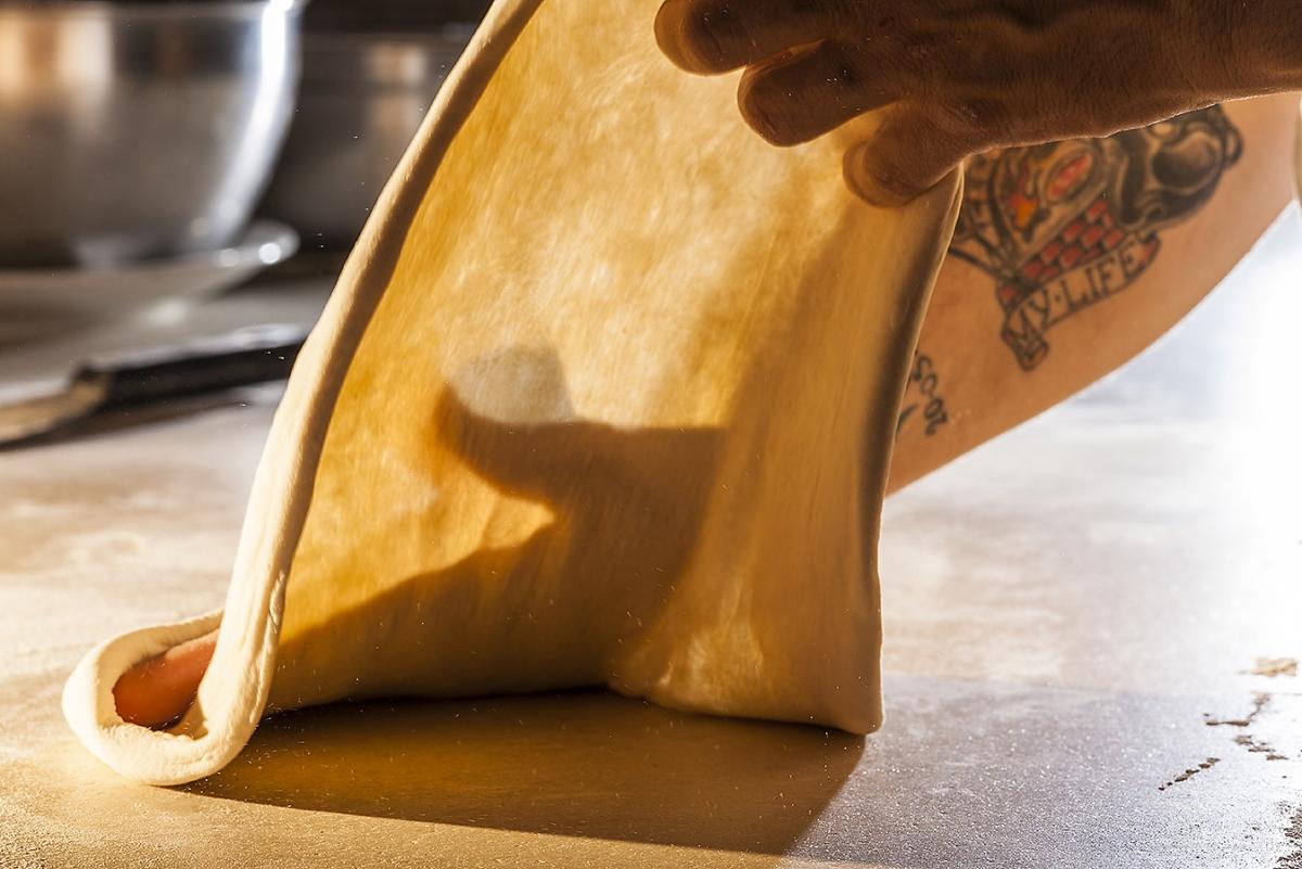 WebCorso di Impasto e Stesura della Vera  Pizza Napoletana