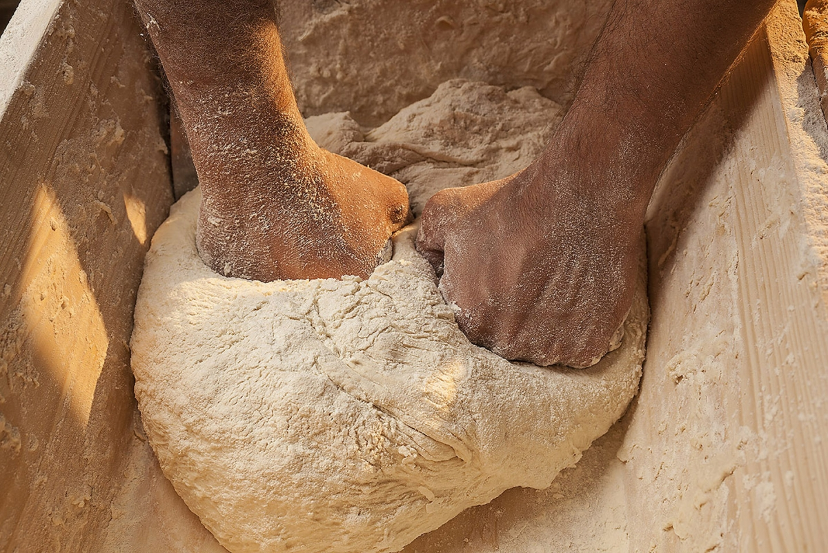 AVPN - Flour, Water, Yeast, Salt and Passion
