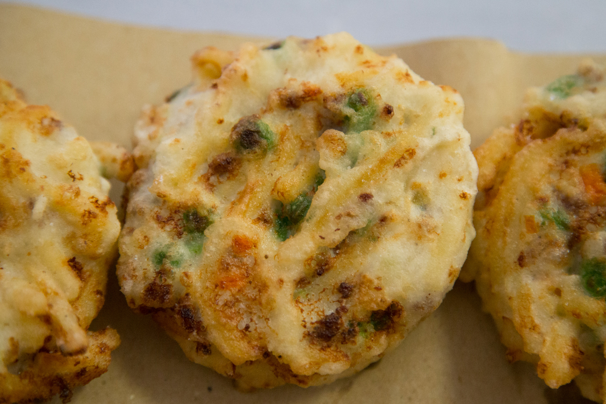 The Neapolitan tradition: Frittatina of Pasta